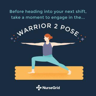 Yoga Poses For Nurses