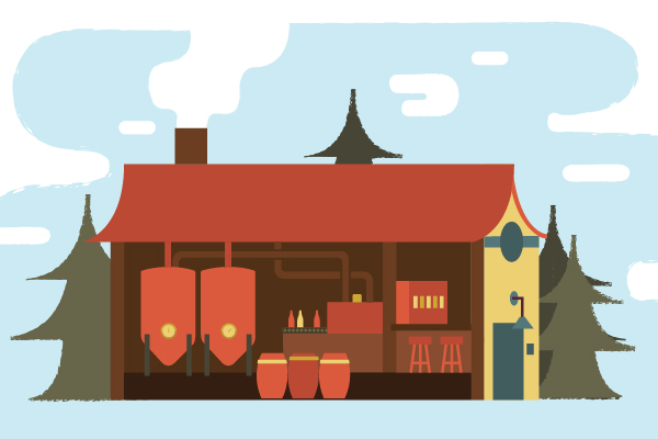 A Guide to Craft Beer in South Dakota Infographic