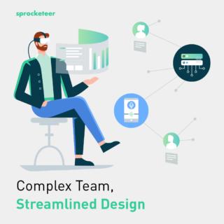 Design System Case Study: Complex Team, Streamlined Design